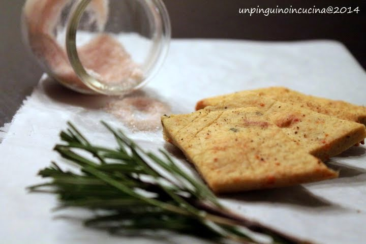 Cracker all'olio extravergine d'oliva