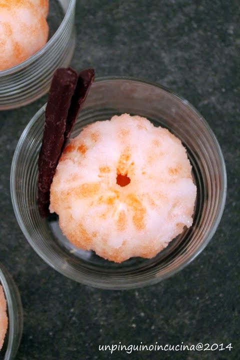 Mandarini cristallizzati
