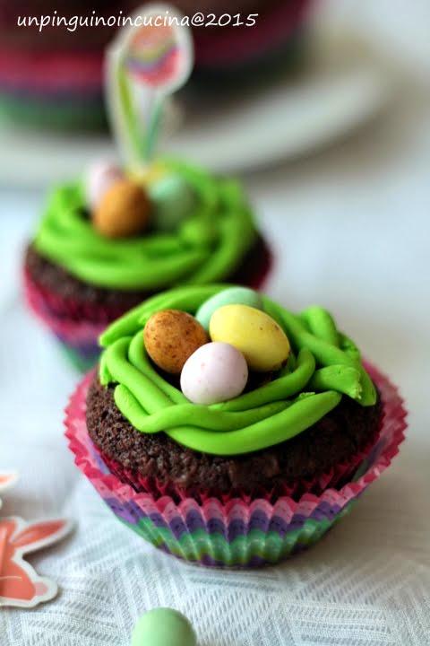 muffin-cioccolato-Pasqua