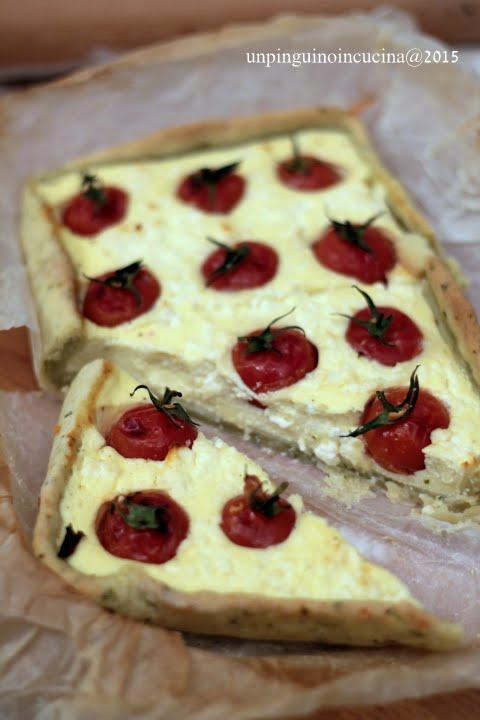 quiche-basilico-pomodorini-feta-yogurt