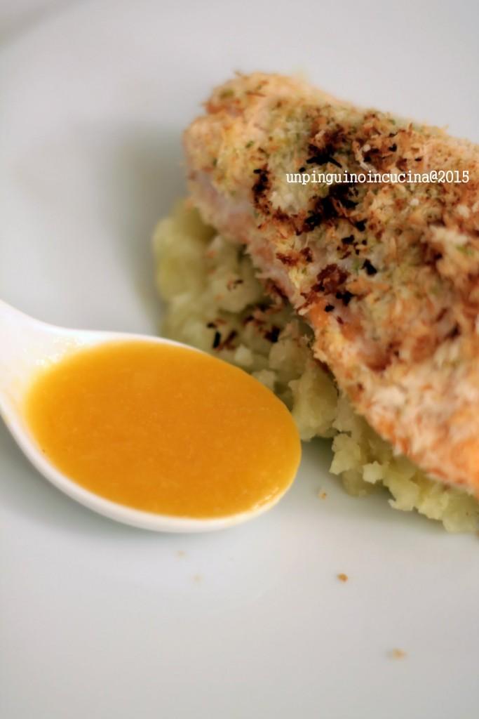 salmone-in-crosta-di-cocco-con-salsa-di-mango-e-rum