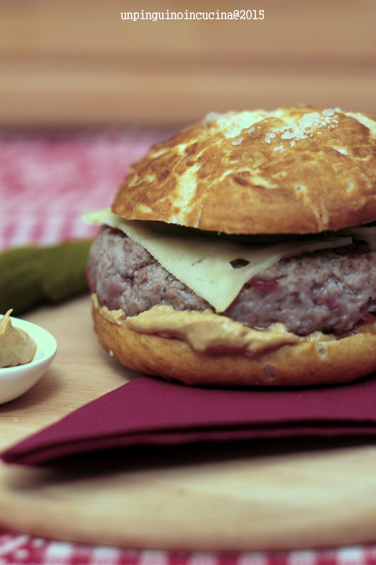 burger-tirolese