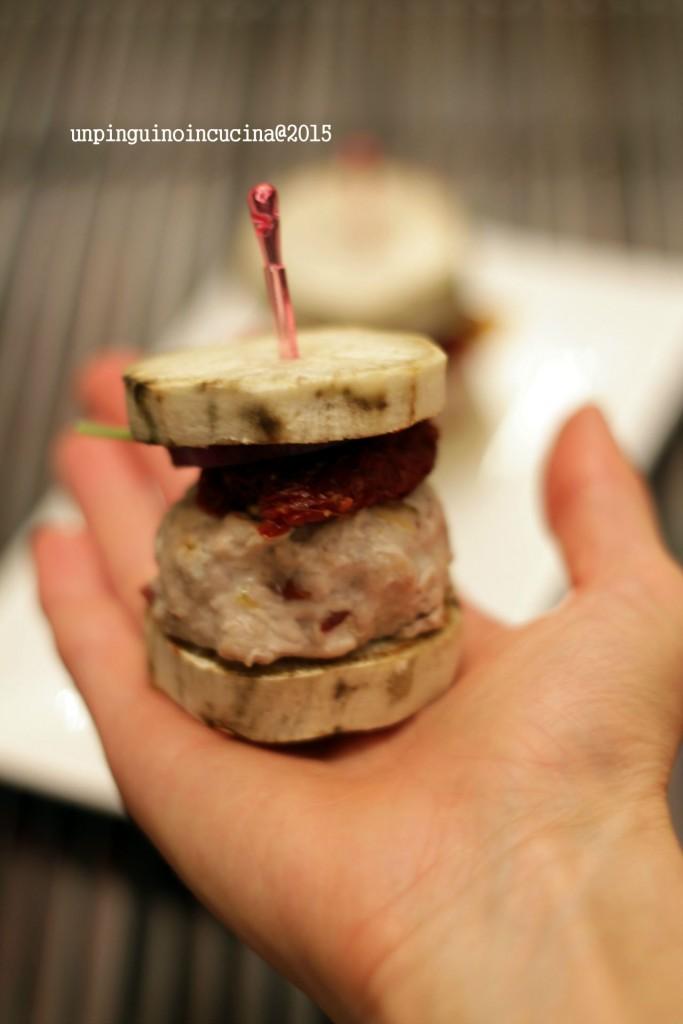 mini-burger-di-tonno-senza-pane
