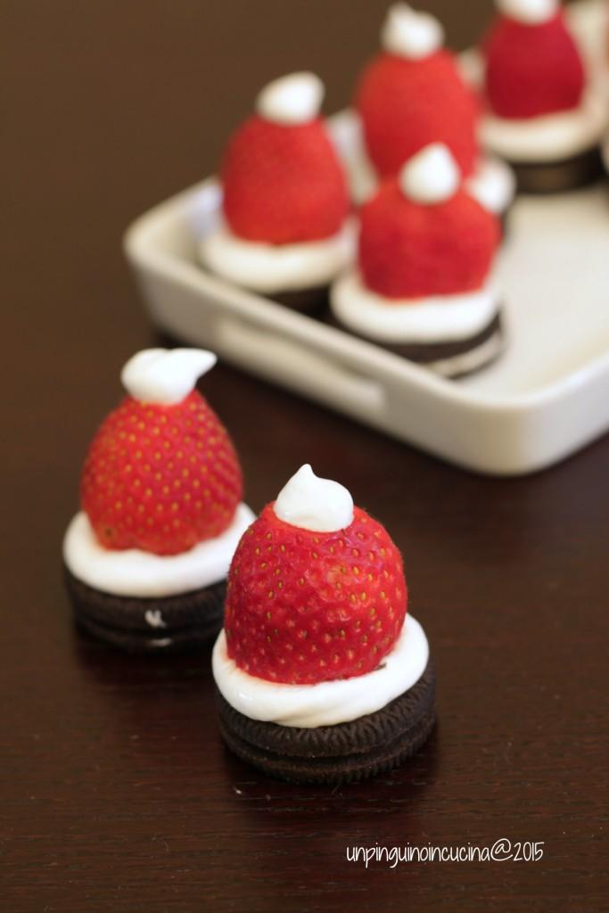 Oreo-Santa-Hats