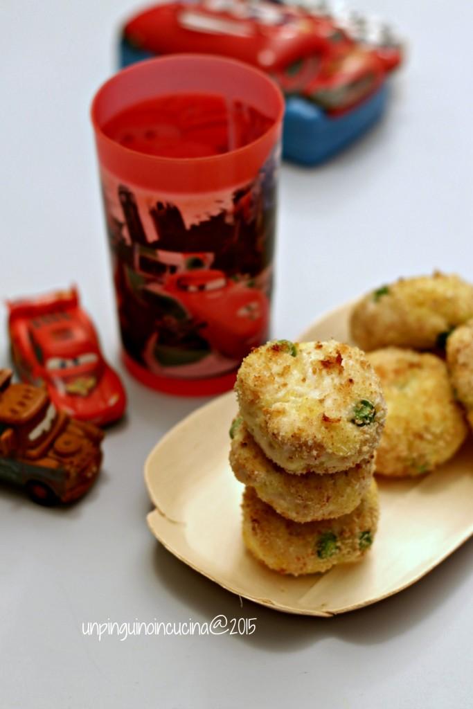 crocchette-di-pollo-patate-e-piselli