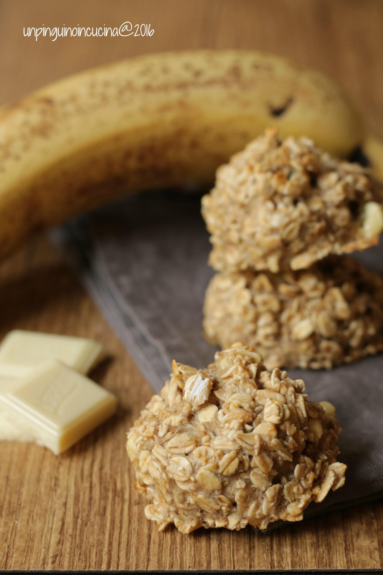 cookies-banana-cioccolato-bianco