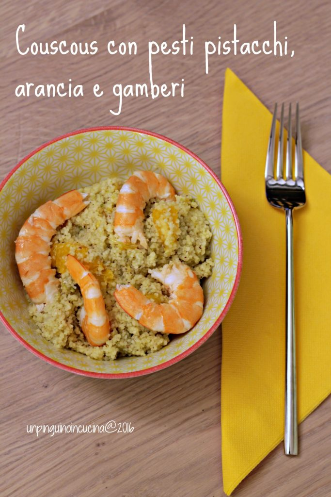 couscous-pesto-di-pistacchi-arancia-e-gamberi