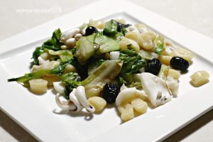 gnocchetti-di-semola-con-seppie-scarola-e-olive