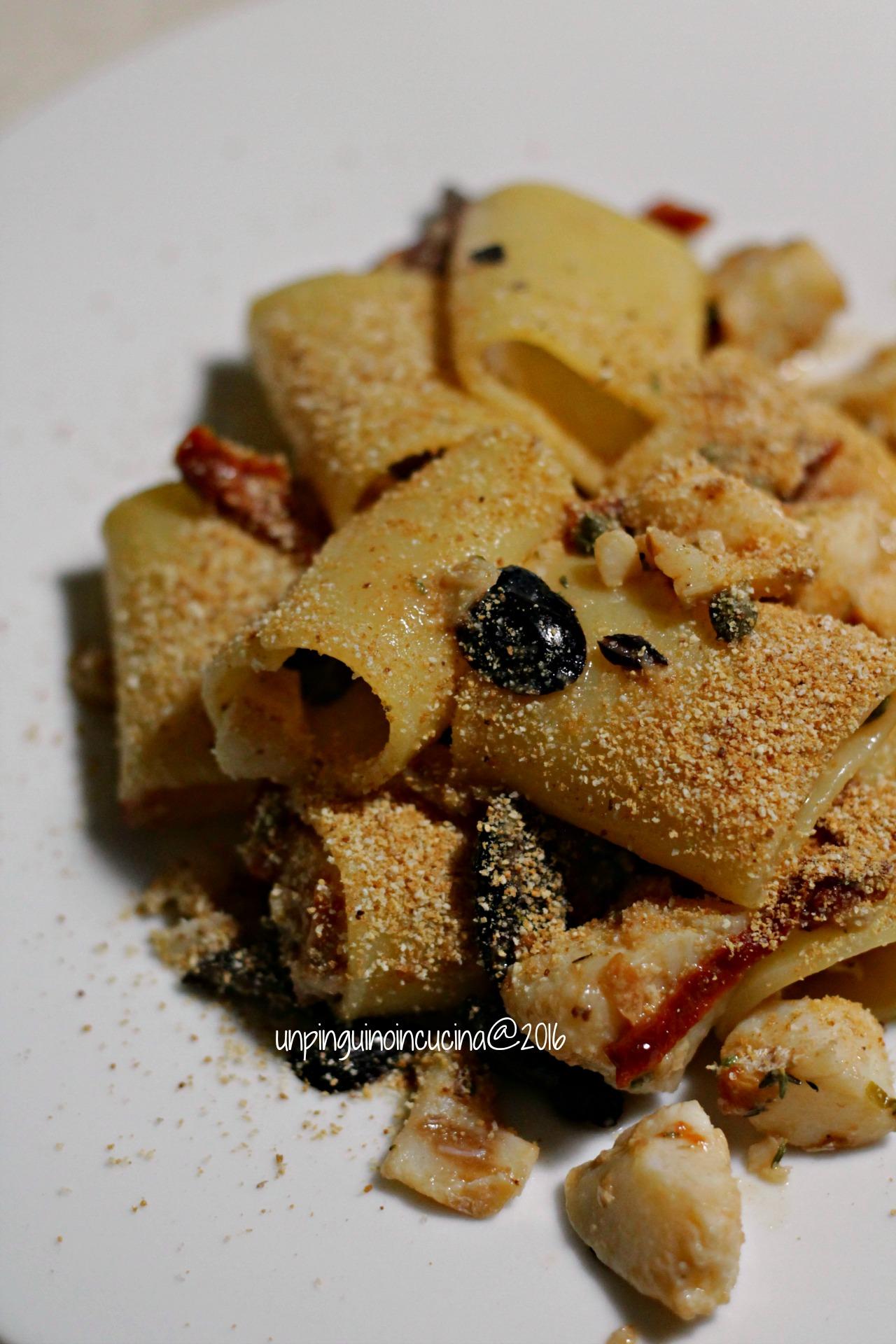paccheri-baccala-olive-e-pomodori-secchi