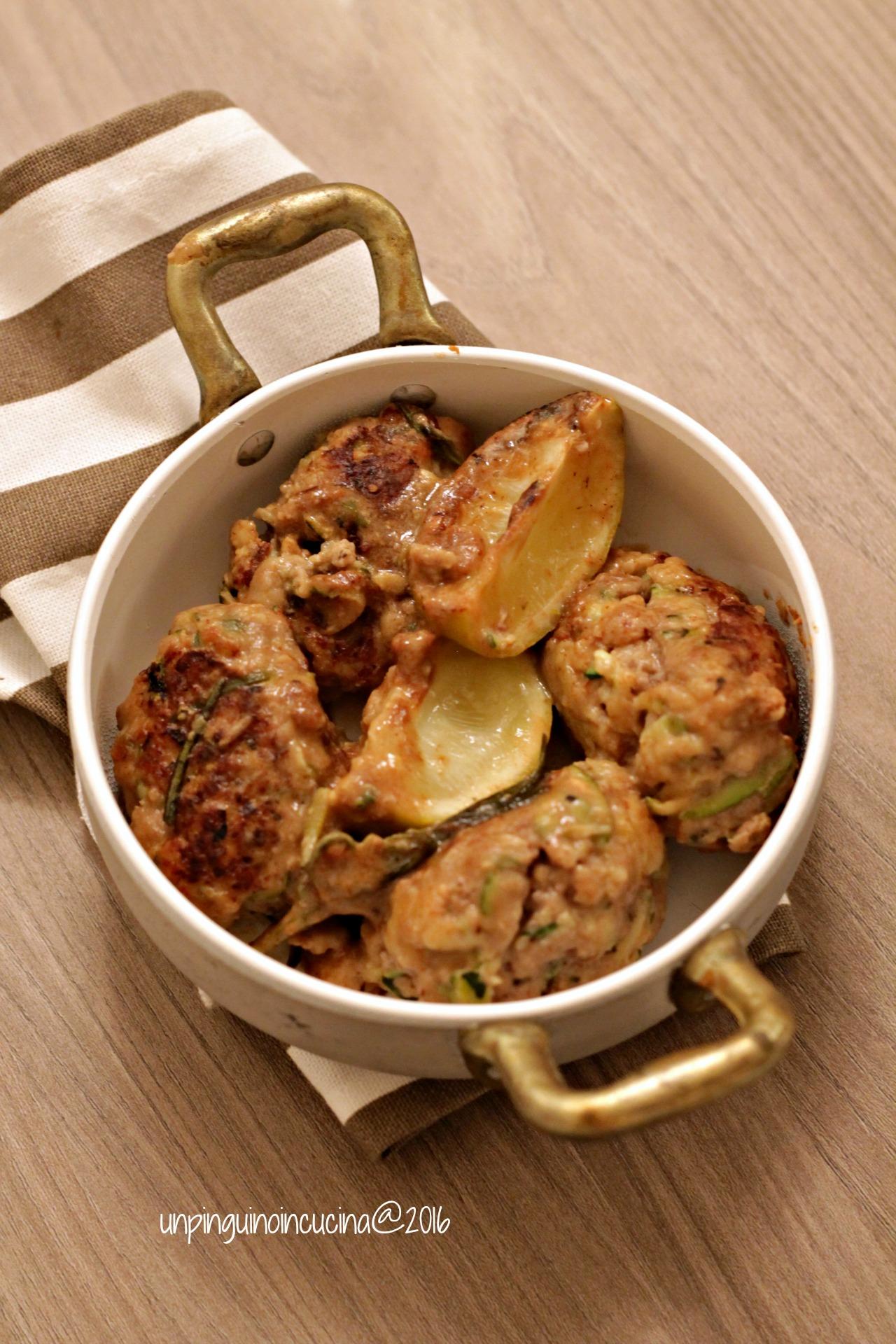 polpette-vitello-e-zucchine-con-salsa-alla-senape