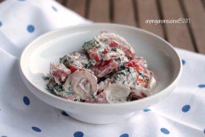 insalata-di-patate-rosse-con-roquefort-e-sedano