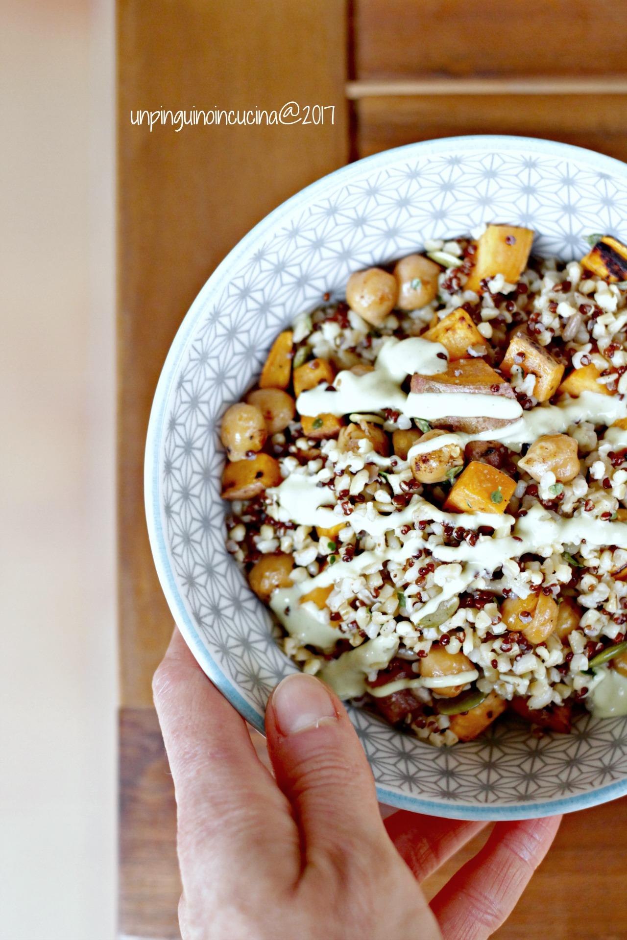 quinoa-e-bulgur-con-patata-americana-e-ceci