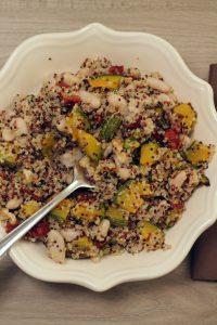 quinoa-con-zucca-e-cannellini