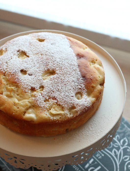 torta-mele-ricotta-e-limone