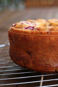 torta-ricotta-fragole