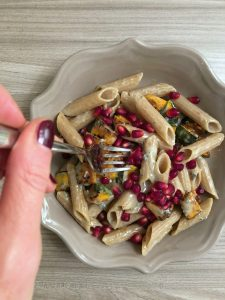 pennoni-zucca-gorgonzola-e-melograno