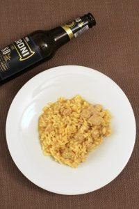 risotto-salsiccia-e-birra