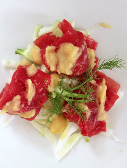 carne-salada-con-maionese-alle-mele