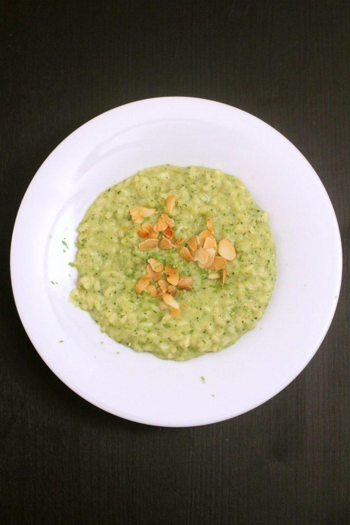 risotto-con-zucchine-lime-e-latte-di-cocco
