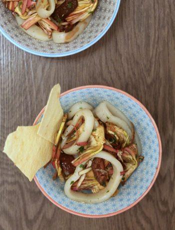 insalata-di-seppie-carciofi-e-olive-greche